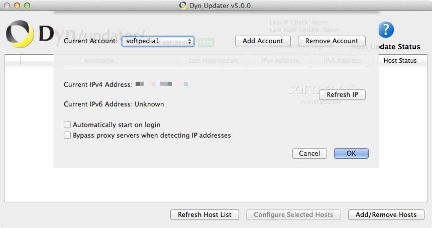 Dyndns Updater Download Mac