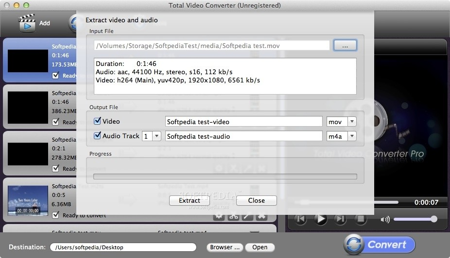 Total Video Converter Pro screenshot 5