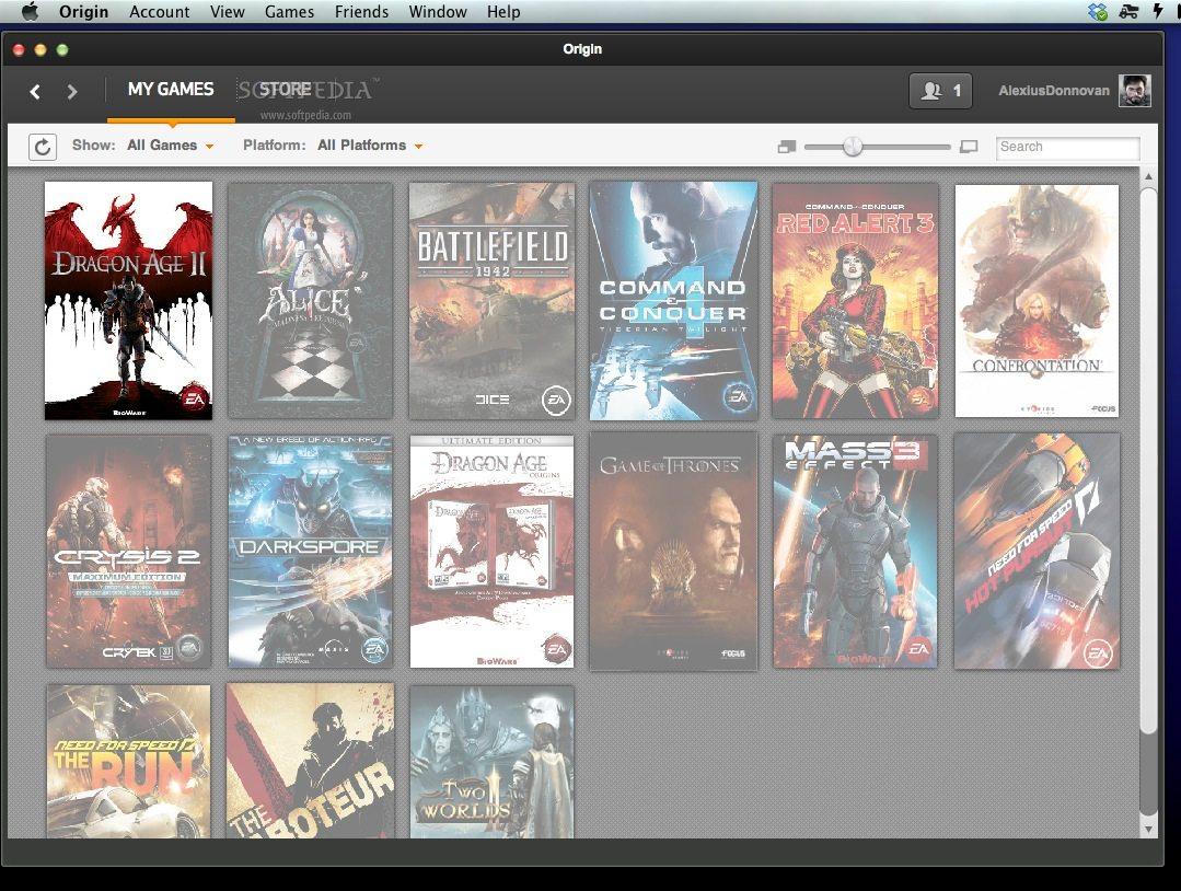 Origin Mac 10 5 42 - Download