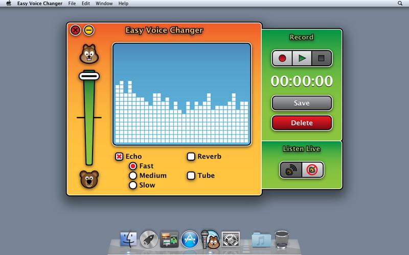 Download Easy Voice Changer Mac 1.0.4