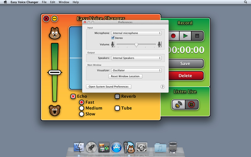 Download Easy Voice Changer Mac 1.0.4