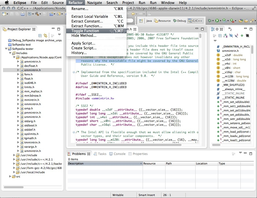 eclipse ide for c c++ developers free download