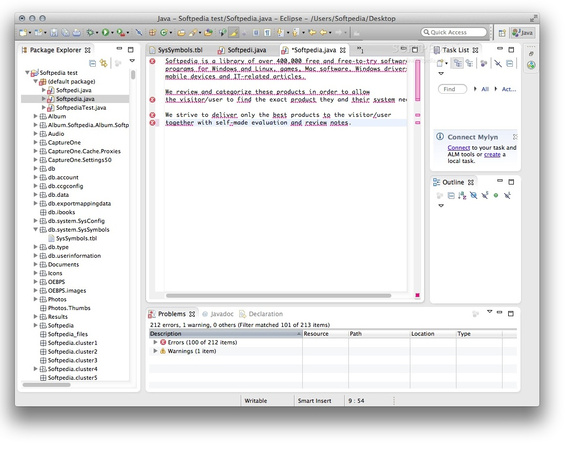 eclipse ide for java developers download mac