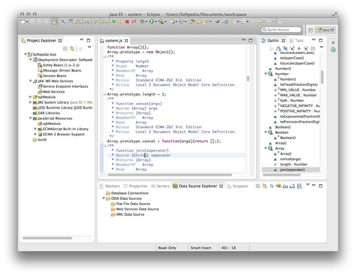 download eclipse j2ee for mac