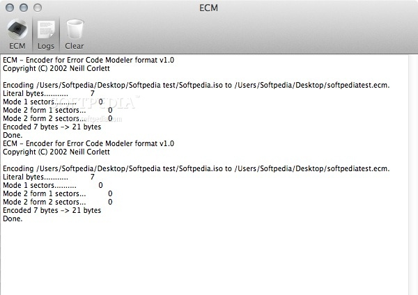 Ecm screenshot 4