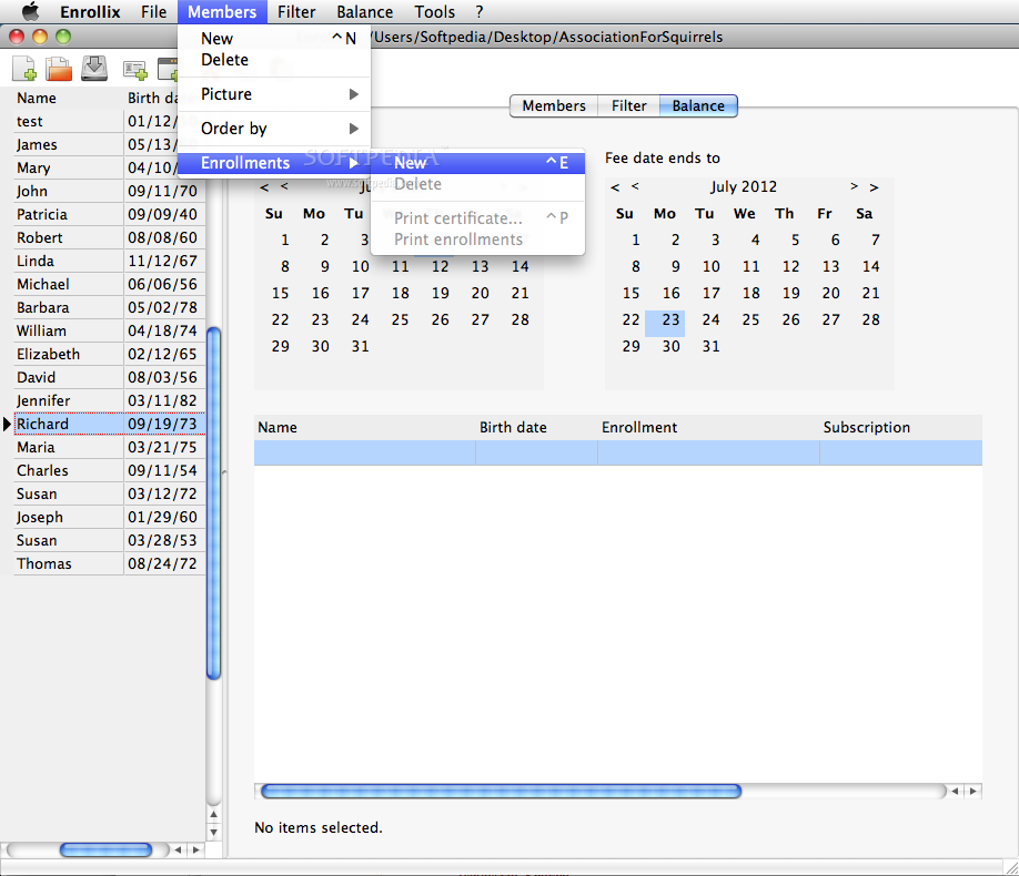 Enrollix screenshot 8