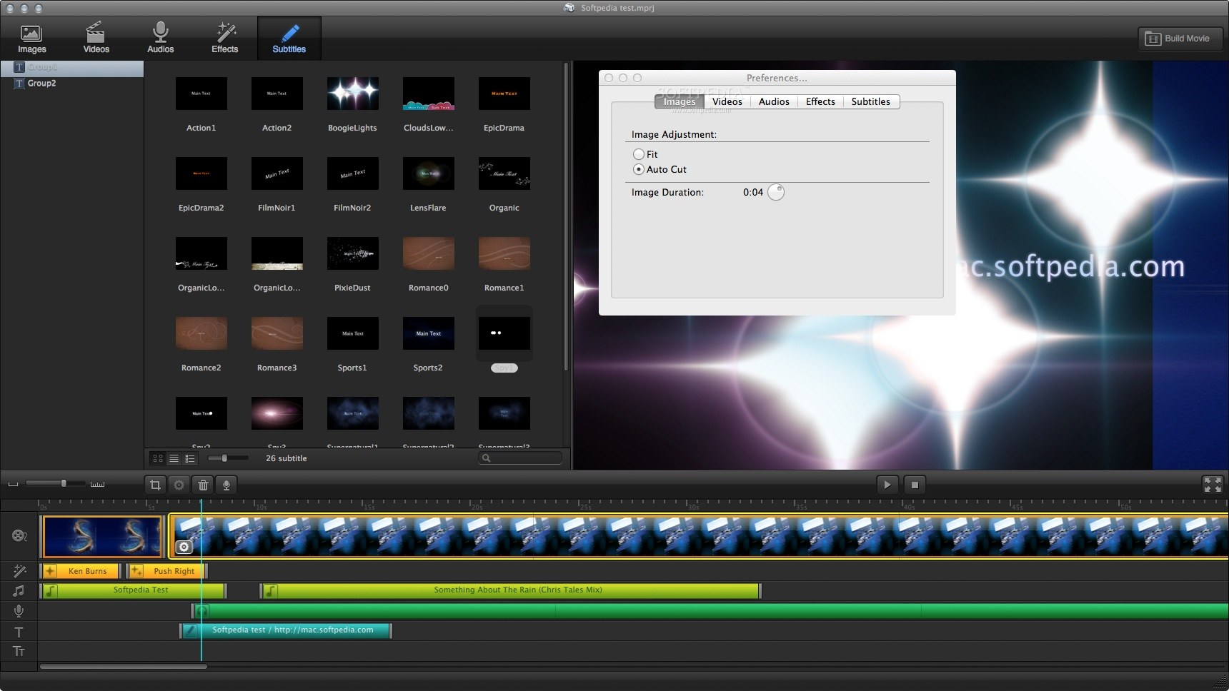 ephnic movie maker for mac serial number