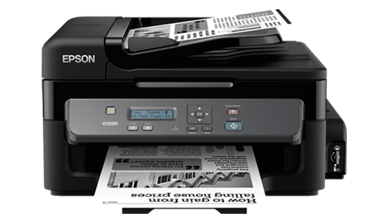 Epson M200 Driver screenshot 1 - The Epson M200 driver enables your Mac to interface with an Epson M200 printer.