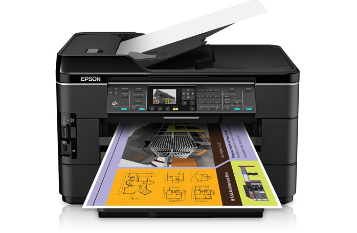 Epson Workforce 7520 Driver Download
