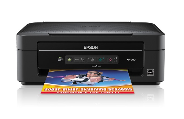 Epson Xp 200 Series Printer Driver