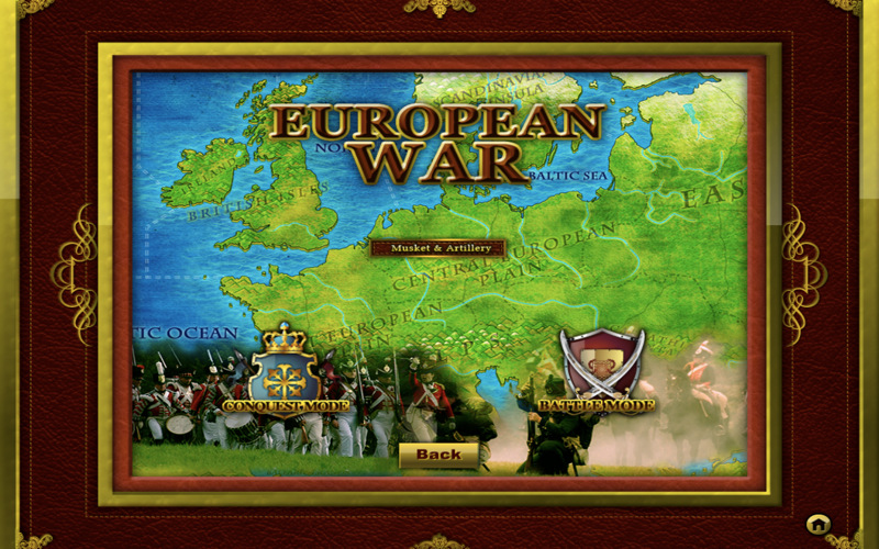 European War screenshot 5
