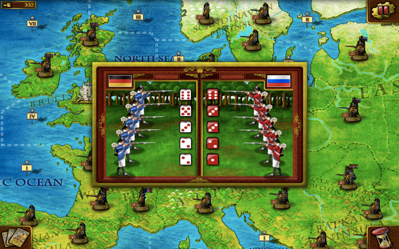 European War screenshot 3