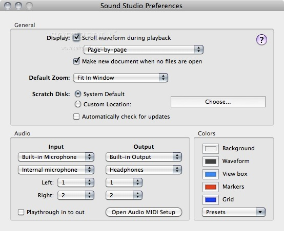 Sound Studio screenshot 10