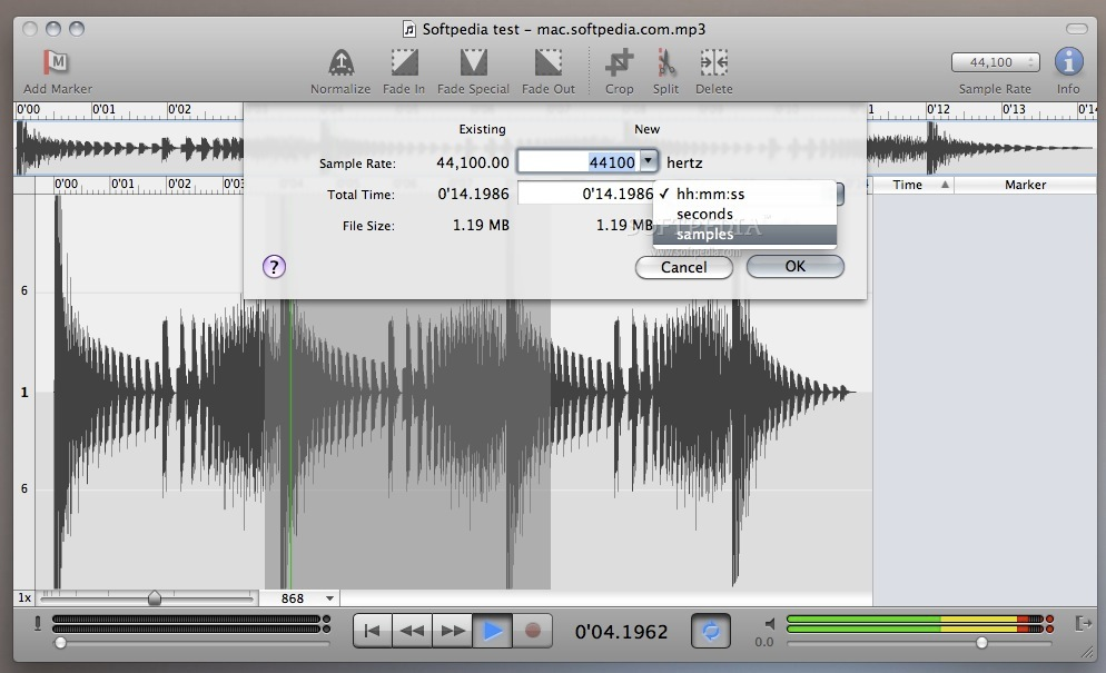 Sound Studio screenshot 2