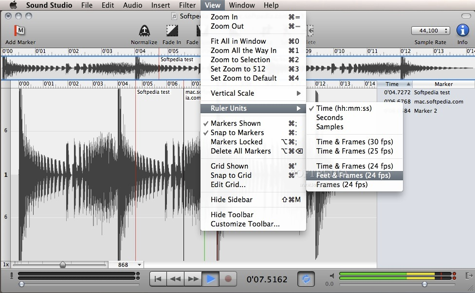 Sound Studio screenshot 9