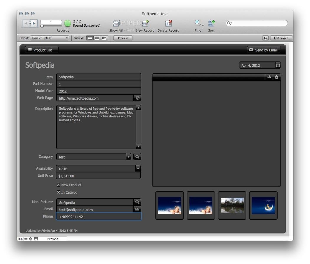 Filemaker pro mac download