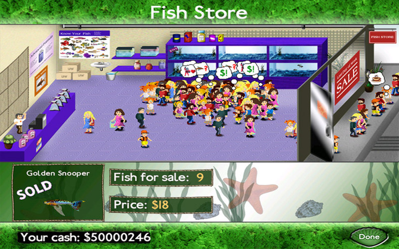 fish tycoon download mac