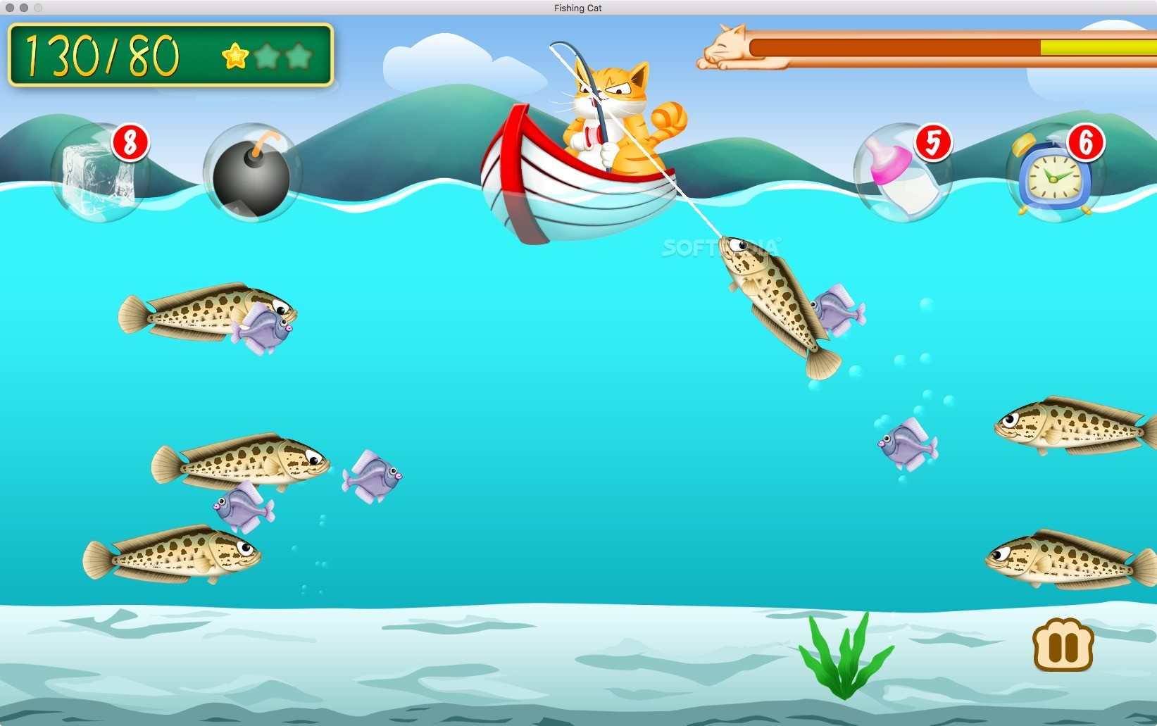 Download fishing cat mac 1 2 4 for Fish cat game
