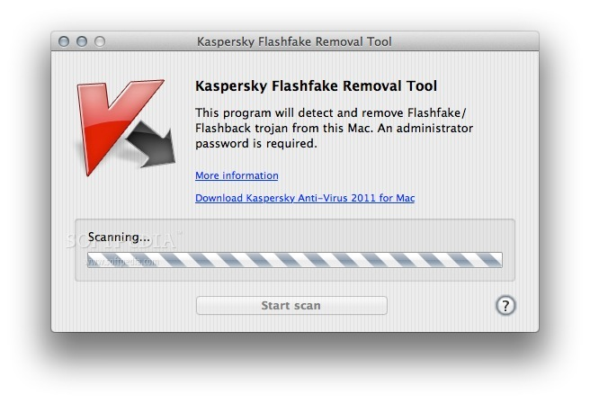 Flashfake Removal Tool screenshot 2