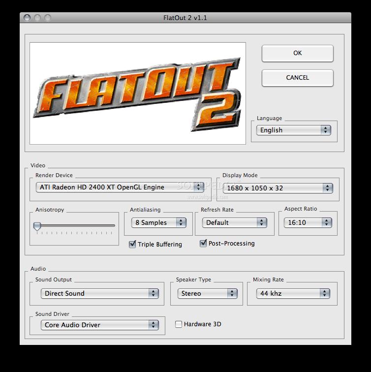 FlatOut 2 Mac 1 1 9 - Download