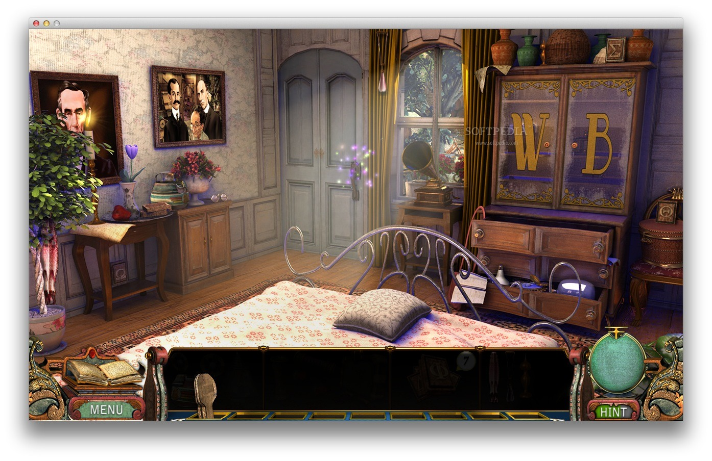 Flux Family Secrets: The Book of Oracles screenshot 1