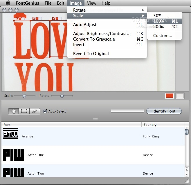 FontGenius screenshot 4