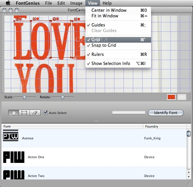 FontGenius screenshot 5