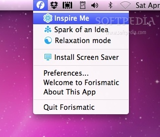 Forismatic screenshot 6