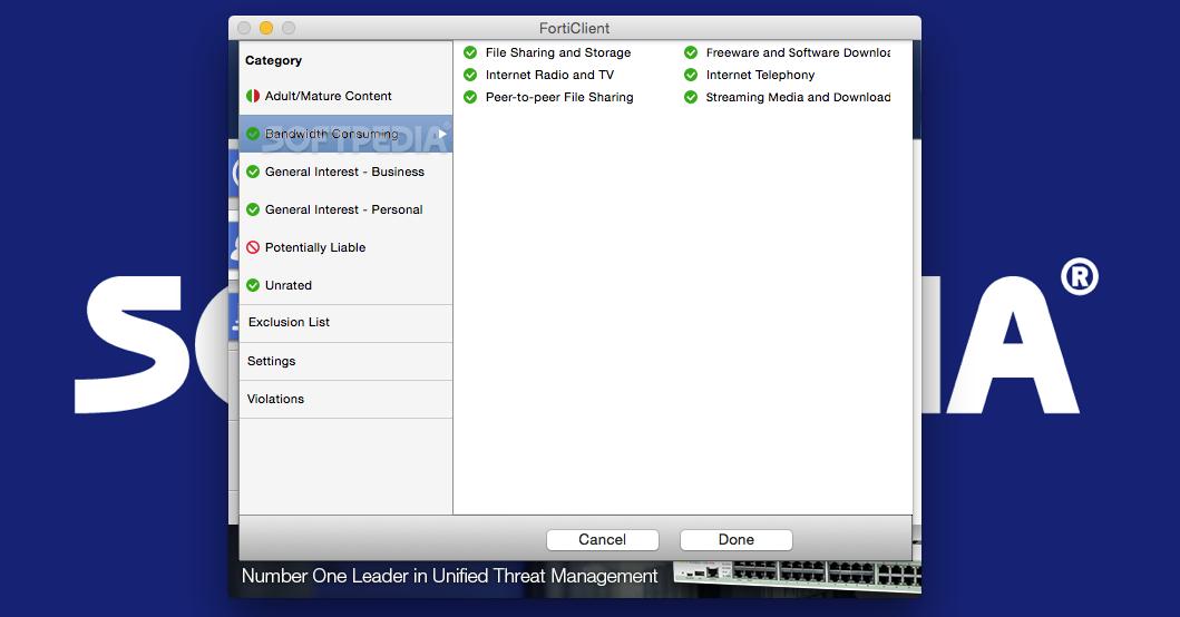Forticlient Offline Installer Mac