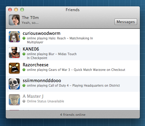 Friendz screenshot 1