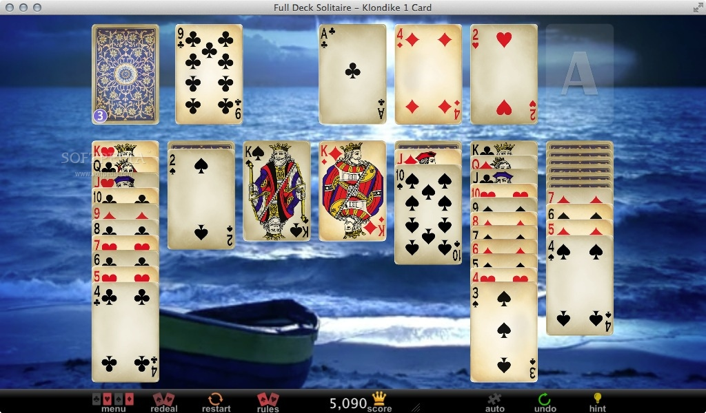 Free Spider Solitaire - Download