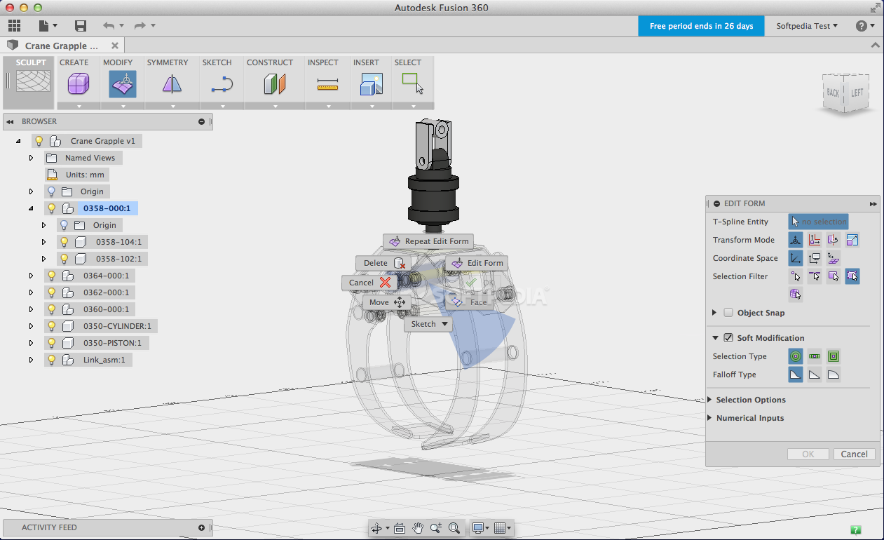 Fusion 360 Mac 2 0 6263 - Download