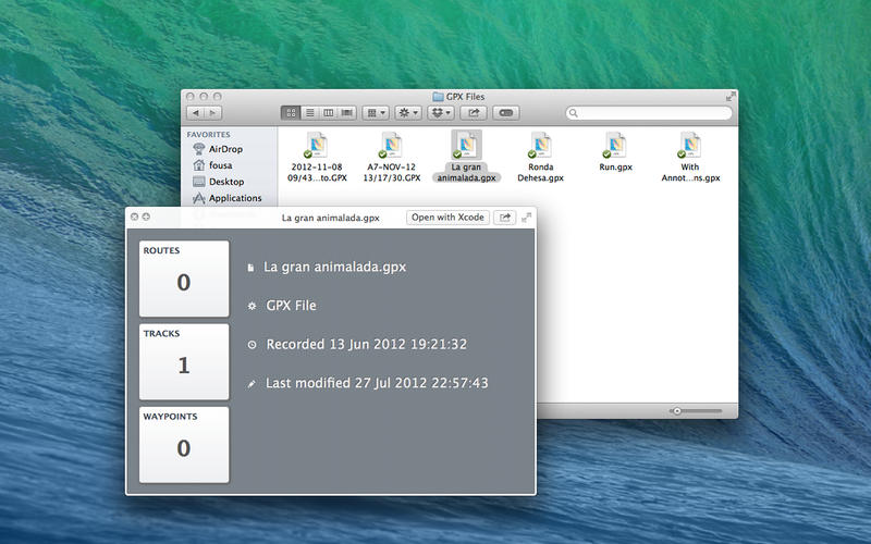 Gpx File Viewer