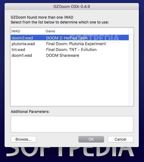 GZDoom Mac 4 2 0 - Download