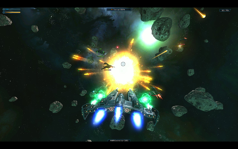 Galaxy On Fire 2 Full HD screenshot 4