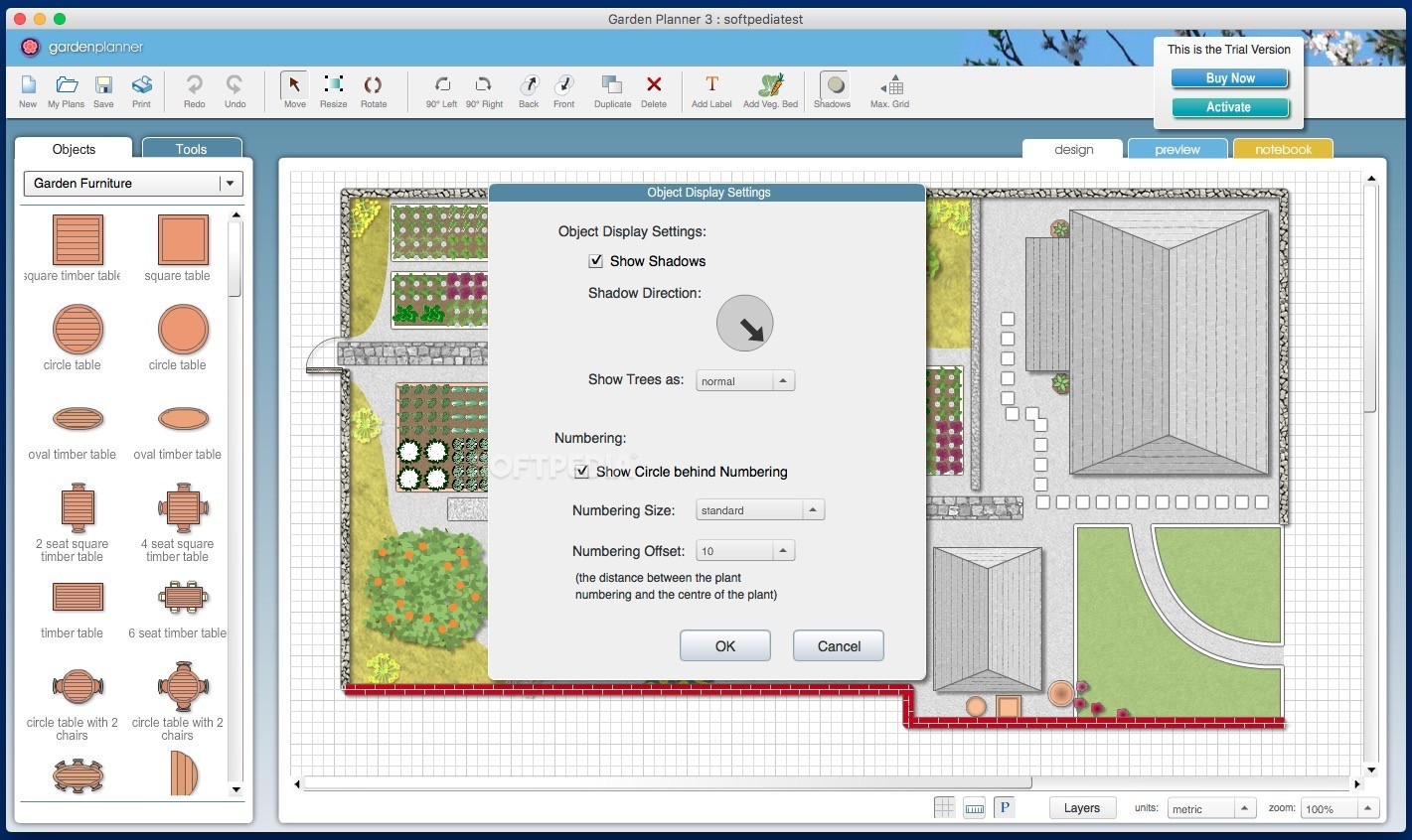 Garden Planner Mac 3.7.36 - Download