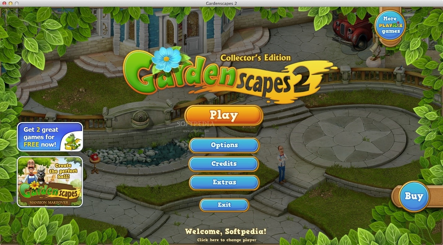 Download Gardenscapes 2 Collector's Edition Mac 1.0