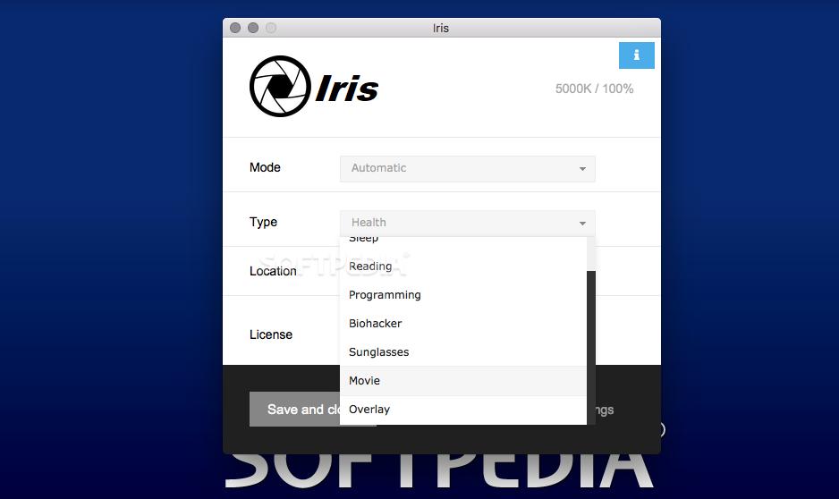 Iris Mac 1 1 6 - Download