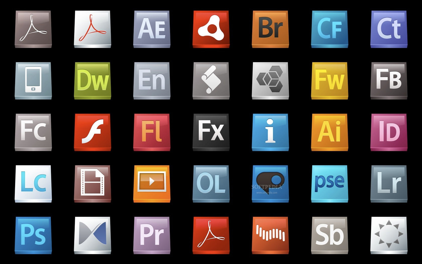 download adobe products