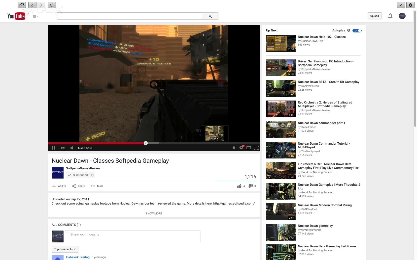 GoVid for YouTube (formerly Go for YouTube) Mac 1 9 - Download