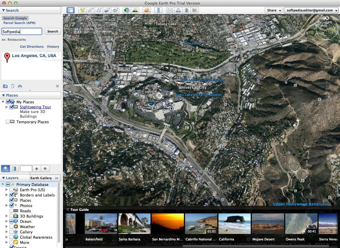 Google Earth Pro Mac 7.3.2.5776 - Download on