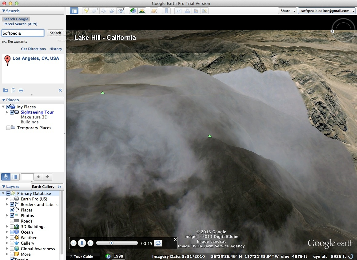 How can I upload photos in Google Earth? - Quora