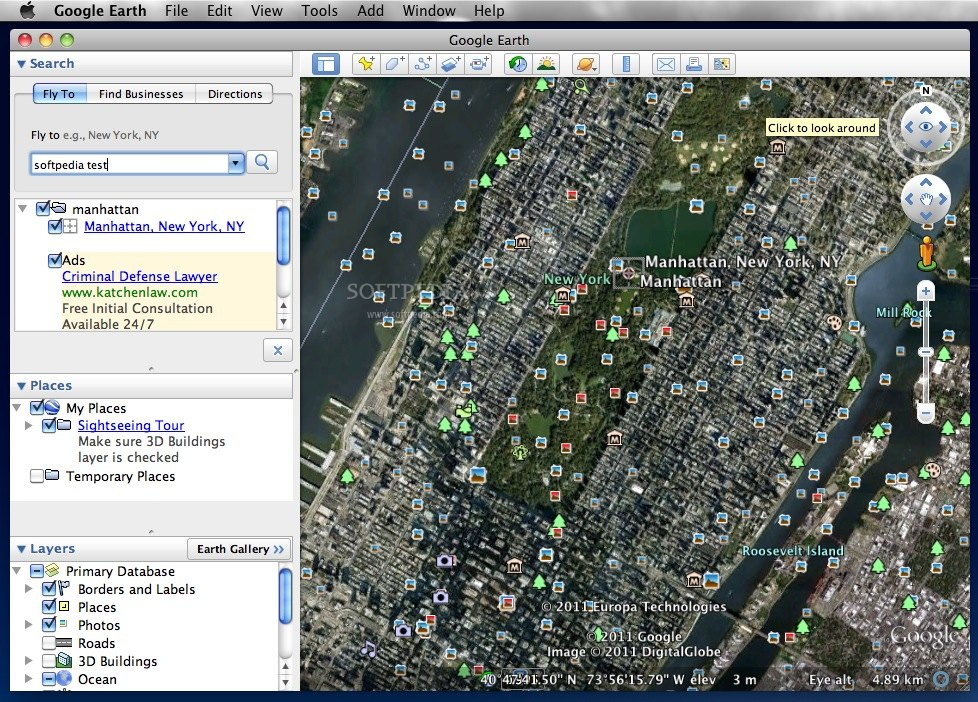 google earth software  latest version