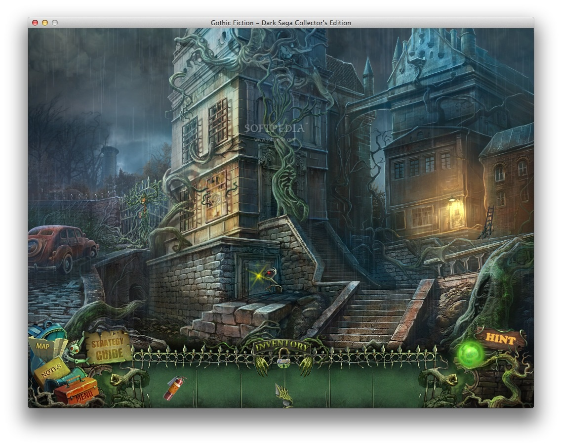 Gothic Fiction: Dark Saga CE screenshot 1