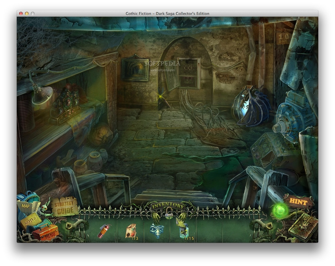 Gothic Fiction: Dark Saga CE screenshot 3