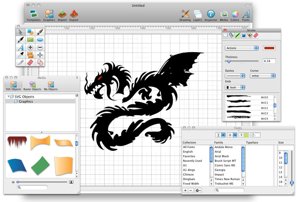 Graphic design software for windows free downloads and Free graphic design software for windows