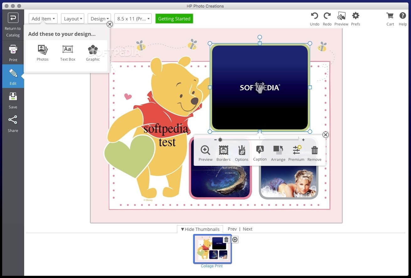 HP Photo Creations Mac 1 0 0 22192 - Download
