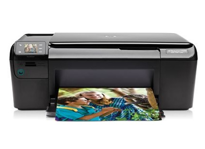 HP Photosmart C All-in-One Printer series