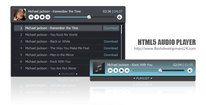 8 Best HTML5 Audio Players