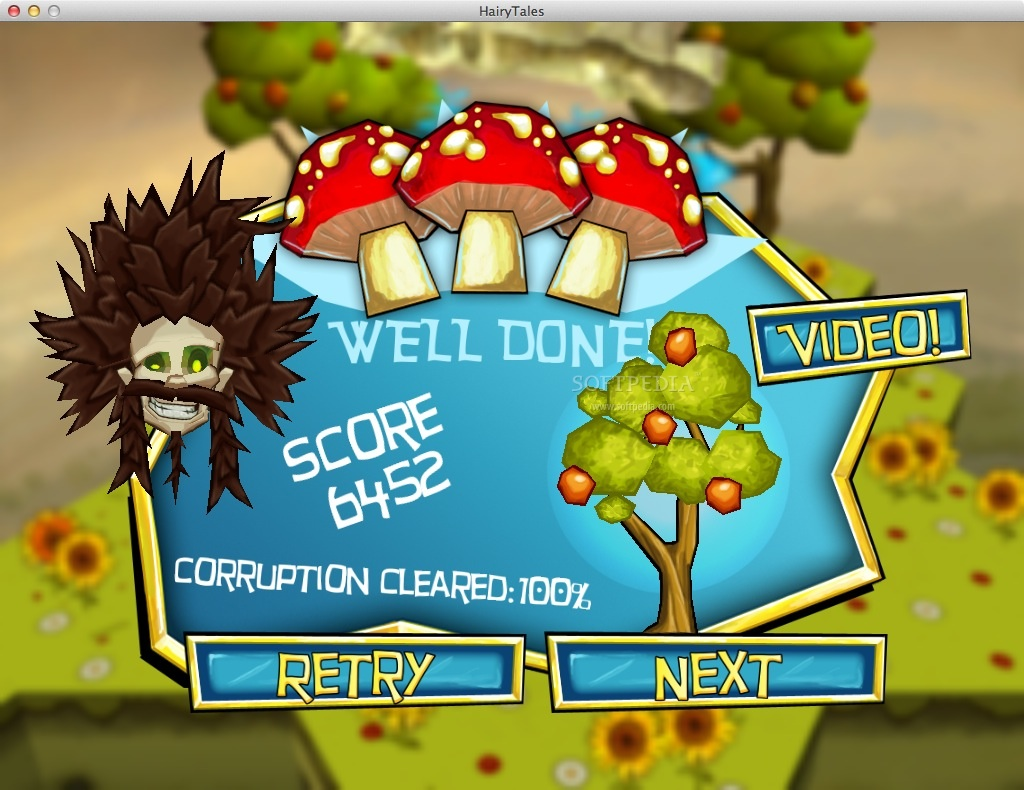 Hairy Tales screenshot 3